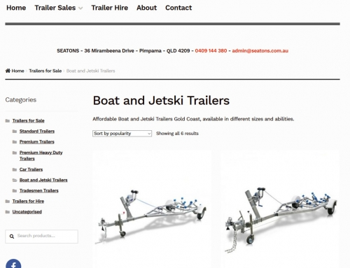 Gold Coast Trailer Hire & Sales