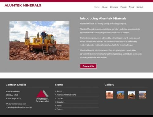 Alumtek Minerals