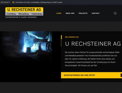 Rechsteiner Stahlbau AG